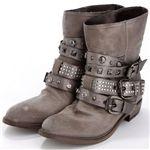 STRATEGIA(ストラテジア) ブーツ Cleo Argento【36(23cm)】