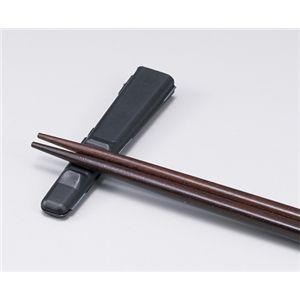 野点弁当 和柄 箸・箸キャップ付き 赤桜