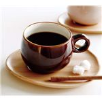 Plump cafe ブラウン 【2個セット】