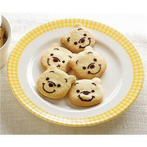 クッキー抜き型 くまのプーさん 【3個セット】