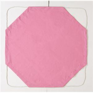 お片づけマット ピンク 【2個セット】