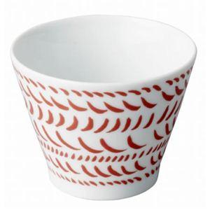 キントー グラフィックス ブラッシュカップ レッド 5個セット