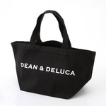 DEAN&DELUCA(ディーンアンドデルーカ) ミニトートバッグ ブラック