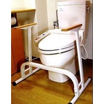 トイレ用手すり 置くだけタイプ  T-101