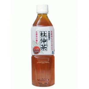 小林製薬の杜仲茶 ペットボトル500ml*24本