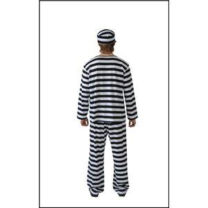 【2010年ハロウイン向け】フォンデットスーツ 黒/白 Men's
