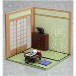 ファットカンパニー/ねんどろいど ねんどろいどプレイセット #02 和の暮らしB 客間セット