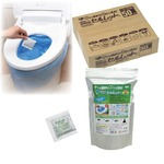 非常用トイレ「セルレット」 凝固剤 50回分