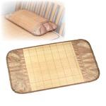 涼感爽やか竹枕カバー 【適応枕サイズ/43cm×63cm以内】の詳細ページへ
