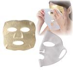 24Kエステゴールドフェイスセット(金箔マスク・フェイスパックセット) 24K純金箔使用 日本製 〔プレゼント サプライズグッズ〕の詳細ページへ