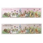 ピーターラビット シェニールキッチンマット45×180cm ピンクの詳細ページへ