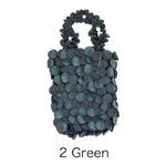 HAM−12絞りバッグ Greenの詳細ページへ
