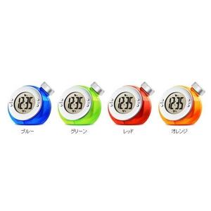 ウォーターバッテリー アラームクロック TIME H2O VS-302