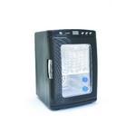 VERSOS(ベルソス) 25リットル冷温庫 ブラック VS-401