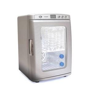 VERSOS(ベルソス) 25リットル冷温庫 シルバー VS-401