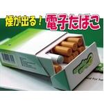 話題の大人気商品!電子タバコの定番!e-シガレット ミント味