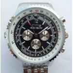 【小型カメラ】腕時計型 ビデオカメラ激安!本格的クロノグラフ型[BW-M8]
