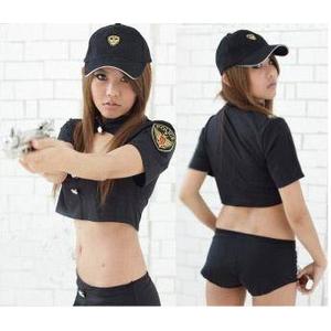 コスプレ FBI婦警コスチューム 婦人警官の制服