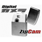 【小型カメラ】 オイルライター型デジタルカメラ 【ZipCam】