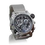 コンパス付き防水腕時計型ビデオカメラ
