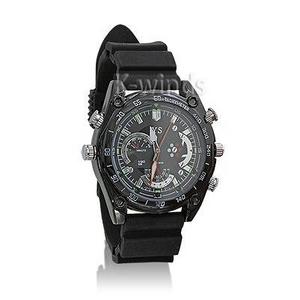 防水腕時計型ビデオカメラ (Bラバー)