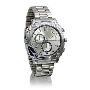 防水腕時計型ビデオカメラ (Eメタル)