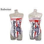Budweiser バドガール ハイレグチューブTOP【M】ホワイト