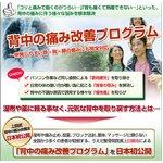 【上田式】背中の痛み改善法〜1日5分から始める、自宅簡単エクササイズ〜[DVD]の詳細ページへ