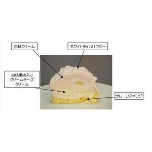 白桃モンブラン 4個入×3パック(計12個入り)