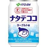 【ケース販売】伊藤園 ナタデココ缶280g×72本セット 【特定保健用食品(トクホ)】 まとめ買い