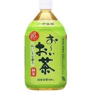 伊藤園 おーいお茶 1L 24本セット