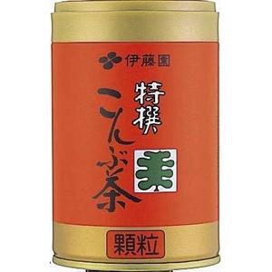伊藤園 特選こんぶ茶【65g×20本セット】