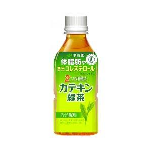 伊藤園【特定保健用食品】2つの働きカテキン緑茶350ml×48本