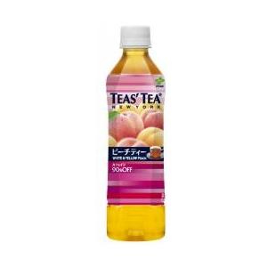 伊藤園 TEAS'TEA ピーチティー 500ml×48本セット