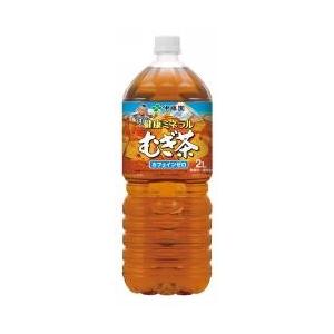 伊藤園 PET 健康ミネラルむぎ茶 2L×12本セット