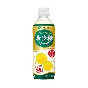希少糖ソーダ  PET500ml×48本