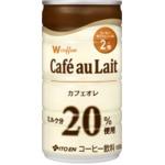 【ケース販売】伊藤園 Wコーヒー カフェオレ 180g×60本セット まとめ買いの詳細ページへ