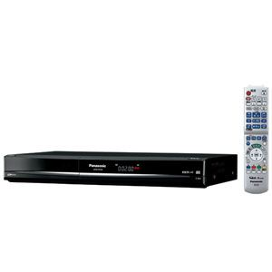 Panasonic 500GB HDD搭載DVDレコーダー DIGA ディーガ[ DMR-XP200-K ]