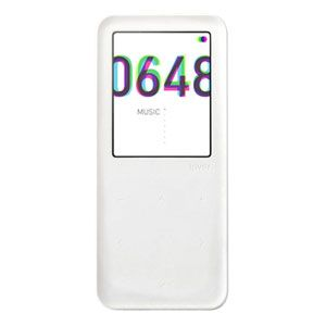iRiver デジタルオーディオプレーヤー(8GB / ホワイト) iriver E30 MATTE[ E30-8GB-WHT ]