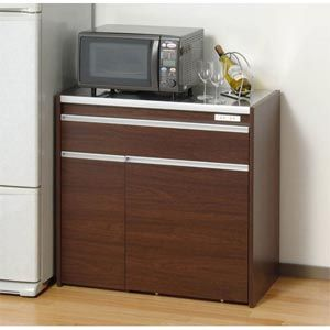 ダストボックスカウンター [ DCS890D ] 【ホーム&キッチン ゴミ箱】