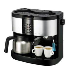 デバイスタイル ハイブリッド エスプレッソ コーヒーメーカー deviceSTYLE Brunopasso[ HA-W90S ]