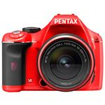 PENTAX デジタル一眼レフカメラ レンズキット(レッド) PENTAX K-x[ K-X-LK-RD ]