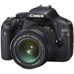 キヤノン デジタル一眼レフカメラ(EF-S18-55 IS レンズキット) CANON EOS KISS X4[ KISSX4-1855ISLK ]の詳細ページへ