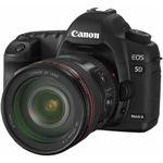 キヤノン CANON デジタル一眼レフカメラ キヤノンEOS5DMK2(EF24-105L IS U レンズキット) [ EOS5DMK2LK ]
