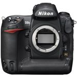 Nikon ◇【ハイレベル機】デジタル一眼レフカメラ(ボディ) Nikon D3s[ D3S ]