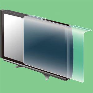 薄型テレビ用保護パネル 55V型用 クリアタイプ[ BTV-PP55CL ]