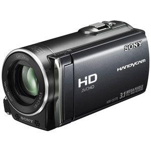 ソニー 32GB内蔵フラッシュメモリー+メモリーカード録画対応ハイビジョンビデオカメラ(ブラック) SONY CX170[ HDR-CX170-BC ]