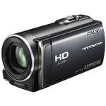 ソニー 32GB内蔵フラッシュメモリー+メモリーカード録画対応ハイビジョンビデオカメラ(ブラック) SONY CX170[ HDR-CX170-BC ]の詳細ページへ