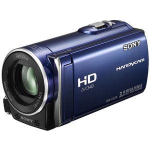 ソニー 32GB内蔵フラッシュメモリー+メモリーカード録画対応ハイビジョンビデオカメラ(ブルー) SONY CX170[ HDR-CX170-LC ]