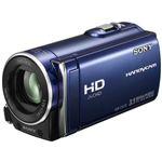 ソニー 32GB内蔵フラッシュメモリー+メモリーカード録画対応ハイビジョンビデオカメラ(ブルー) SONY CX170[ HDR-CX170-LC ]の詳細ページへ